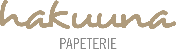 hakuuna PAPETERIE Shop-Logo